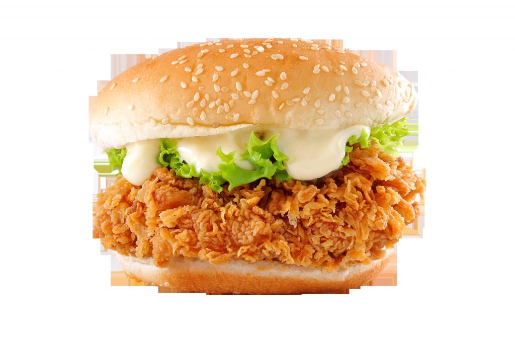 Dajaj Poulet Halal - Burger